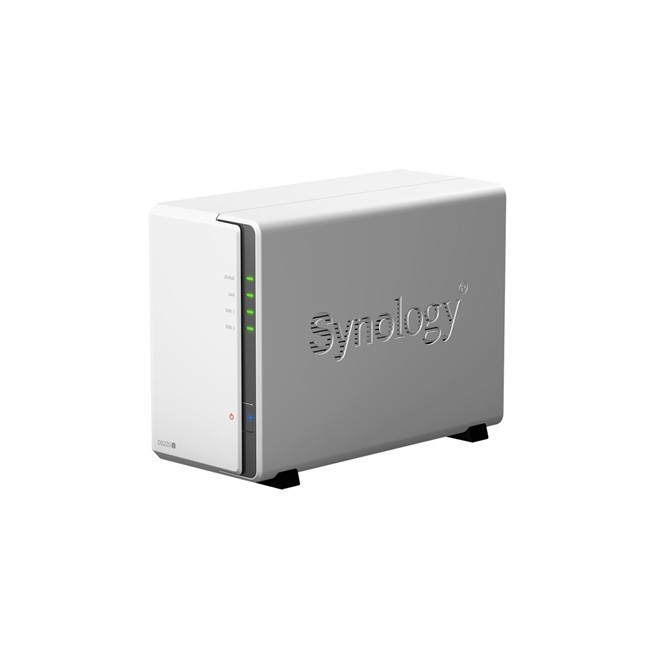 NAS SYNOLOGY DS220J 2...