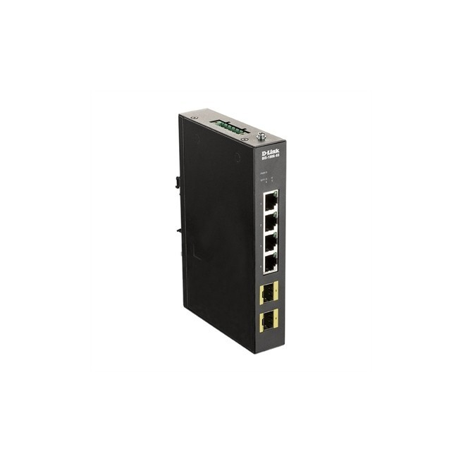 D-LINK DIS-100G-6S SWITCH...