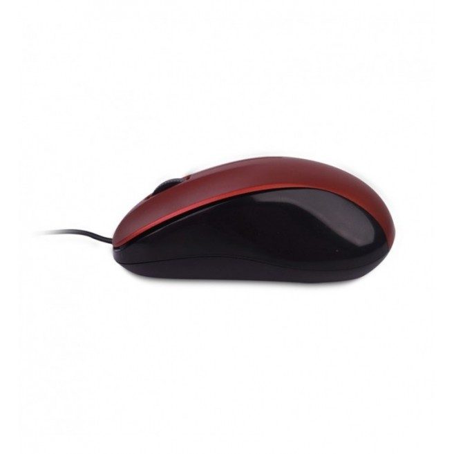 NGS RATON OPTICO WIRED RED