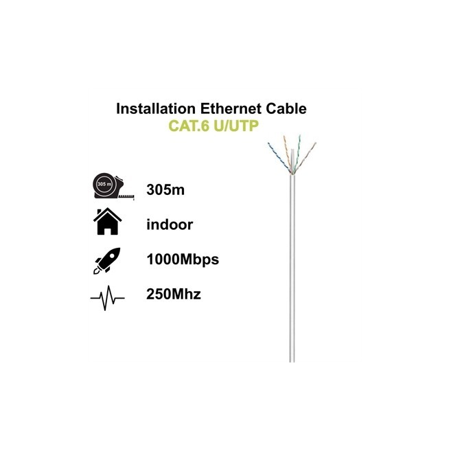 EWENT EW3932-3M REGLETA 6...