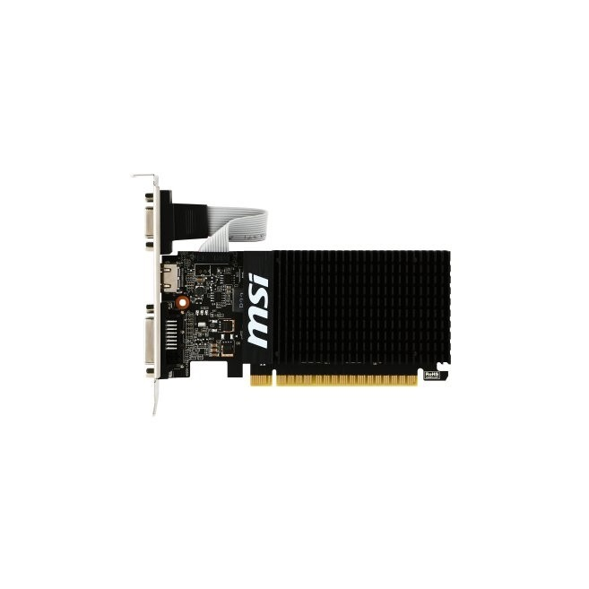 MSI VGA NVIDIA GT 710 2GD3H...