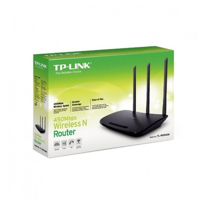 TP-LINK TL-WR940N ROUTER...