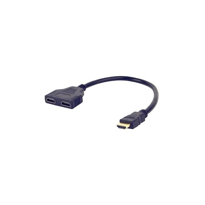 EWENT EW1122 MINI-HUB USB 4...