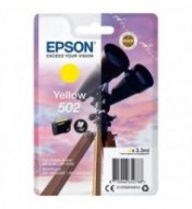EPSON CARTUCHO 502 AMARILLO