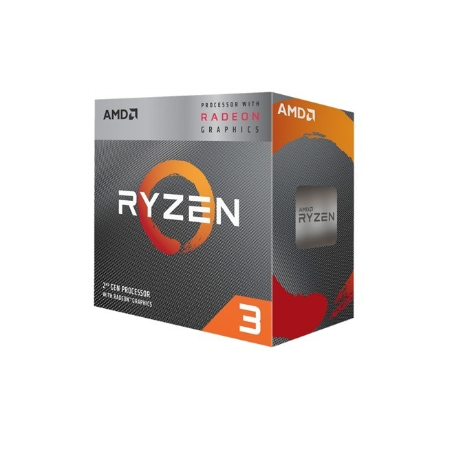 AMD RYZEN 3 3200G 3.6GHZ...