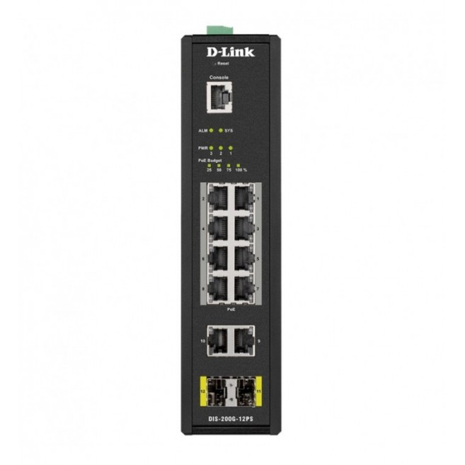 D-LINK DIS-200G-12PS SWITCH...